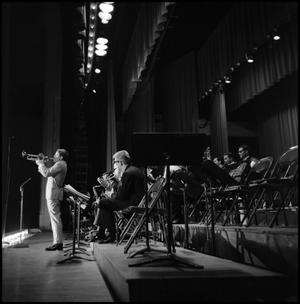 Primary view of [Lab Band concert in April of 1963, 6]