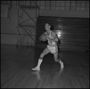 Primary view of object titled '[North Texas Basketball Player Doug Willoughby]'.