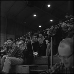 Primary view of object titled '[Basketball Game, NT vs University of Cincinnati, February 3, 1962]'.