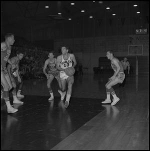 Primary view of object titled '[Basketball Game, NT vs Hardin Simmons, December 20, 1961]'.