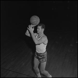 Primary view of object titled '[Varsity Basketball Player Bud Forman, 2]'.
