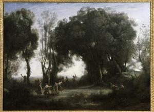 Primary view of Dance of the Nymphs