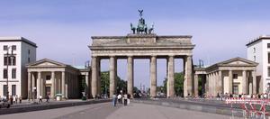 Primary view of Brandenburg Gate