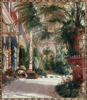 Primary view of Interior of the Palm House