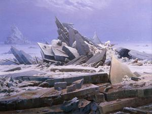Primary view of object titled 'The Wreck of the Hope'.