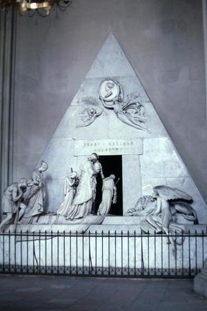Primary view of Tomb of Archduchess Maria Christina