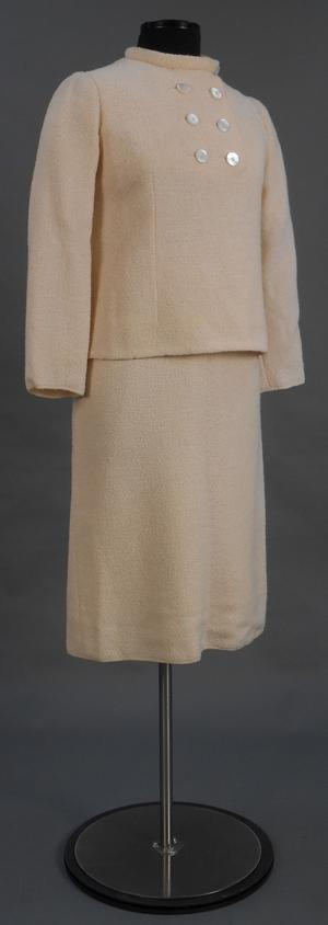 Primary view of object titled 'Day Dress and Jacket'.