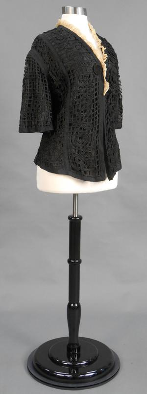 Primary view of object titled 'Bed Jacket'.