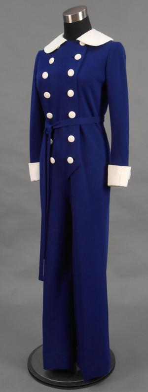 Primary view of object titled 'Jump Suit'.
