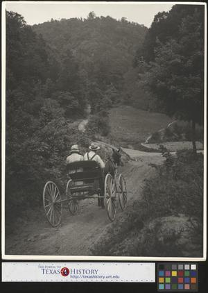 Primary view of object titled '[Riding in a Buggy]'.