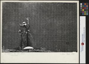 Primary view of object titled '[St. Francis and the Birds]'.