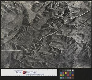 Primary view of object titled '[Aerial view of a landscape]'.