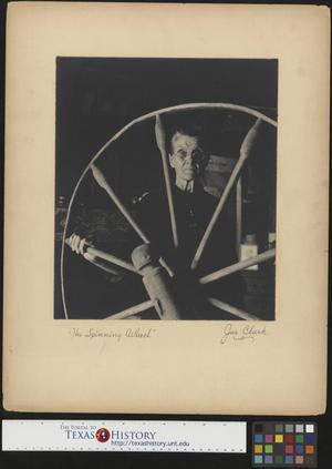 "Primary view of object titled '""The Spinning Wheel""'."