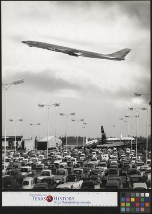 Primary view of object titled '[Plane Taking Off]'.