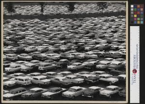 Primary view of object titled '[Parking Lots]'.