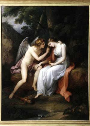 Primary view of object titled 'Cupid and Psyche'.