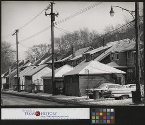 Primary view of object titled '[Neighborhood Alley]'.