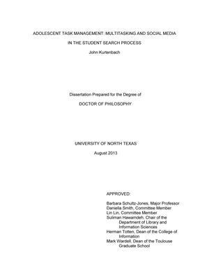 Digital library international dissertation