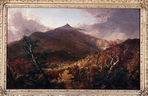 Primary view of object titled 'Schroon Mountains, Adirondacks'.