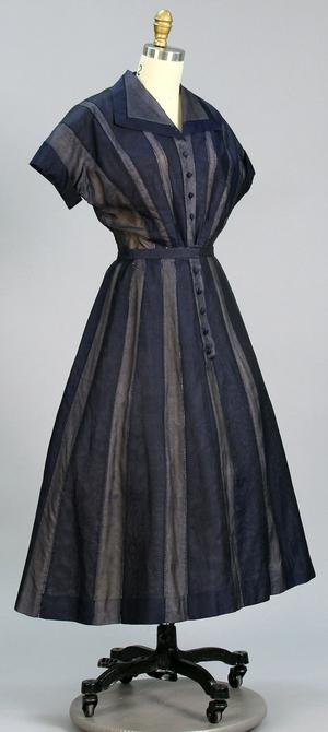 Primary view of object titled 'Ensemble - Blouse, Skirt, Camisole'.