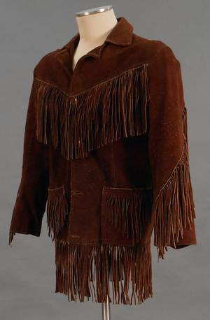 Primary view of object titled 'Fringed Jacket'.