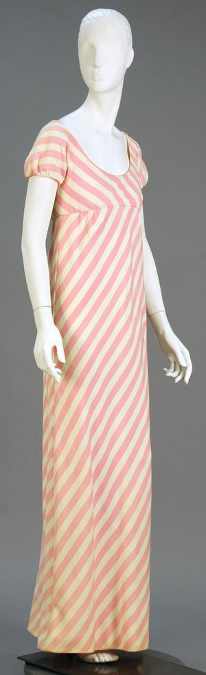 Primary view of object titled 'Summer Evening Dress'.
