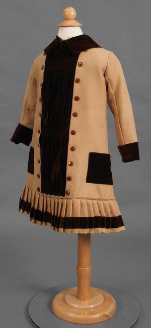 Primary view of object titled 'Child's Dress'.