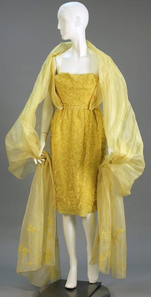Primary view of object titled 'Cocktail Dress'.