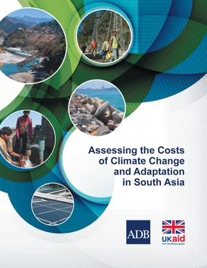 Primary view of object titled 'Assessing the Costs of Climate Change and Adaptation in South Asia'.