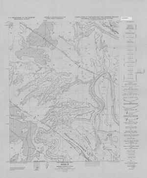Primary view of object titled 'Photogeologic Map, Moab-15 Quadrangle, Grand County, Utah'.