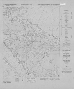 Primary view of object titled 'Photogeologic Map, Straight Cliffs-2 Quadrangle, Kane County, Utah'.