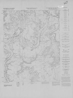 Primary view of Photogeologic Map, Carlisle-2 Quadrangle, San Juan County, Utah