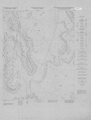 Primary view of object titled 'Photogeologic Map, Navajo Mountain-12 Quadrangle, Kane and San Juan Counties, Utah'.