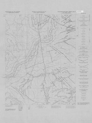 Primary view of object titled 'Photogeologic Map, Desert Lake-9 Quadrangle, Emery County, Utah'.