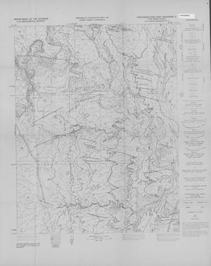 Primary view of object titled 'Photogeologic Map, Woodside-5 Quadrangle, Emery County, Utah'.