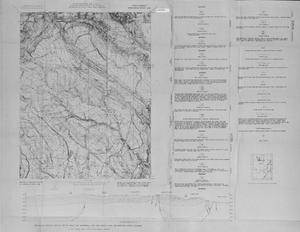 Primary view of object titled 'Preliminary Geologic Map of the Mount Peale 1 Northeast Quadrangle, San Juan County, Utah and Montrose County, Colorado'.