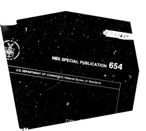 Annual Report and Directory of Accredited Laboratories: 1982