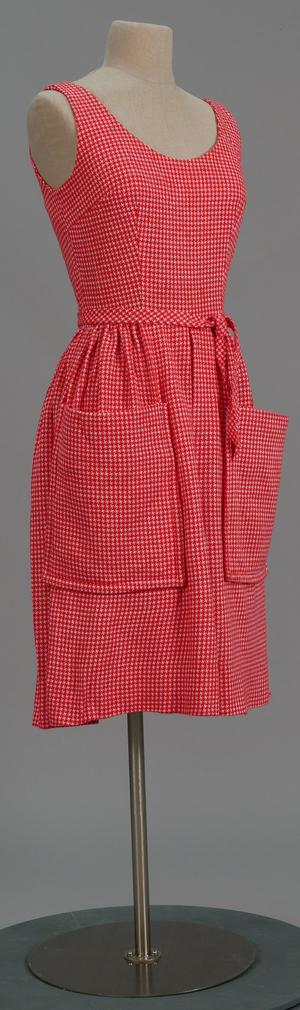 Primary view of object titled 'Culottes Dress'.
