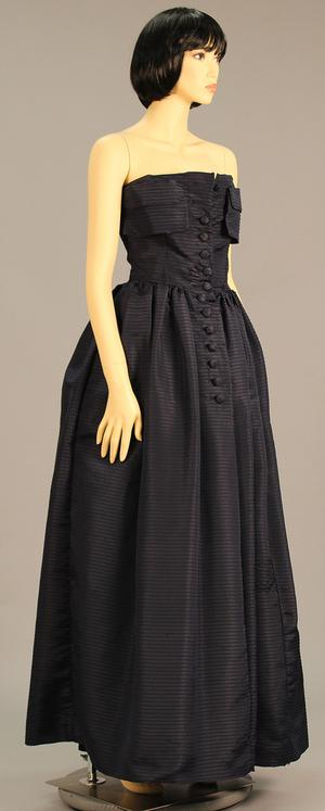 Primary view of object titled 'Ballgown'.