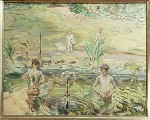 Primary view of Boys Bathing