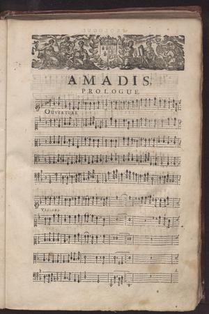 Amadis by Lully