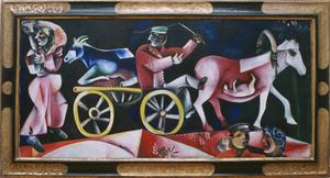Primary view of object titled 'The Cattle Dealer'.