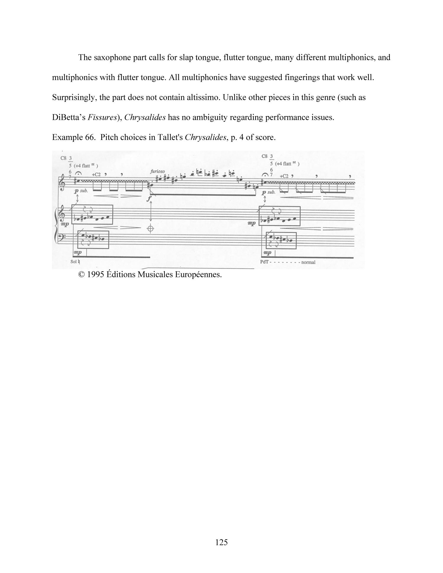 saxophone dissertation 2018-6-23 the history of the saxophone ensemble : a study of the development of the saxophone quartet into a concert genre [scott douglas plugge] -- this document investigates the assumption that the saxophone ensemble constitutes a critical and integral part of the history of saxophone performance practice the development of a saxophone.