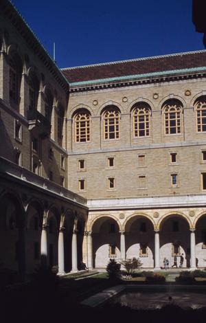 Primary view of Boston Public Library