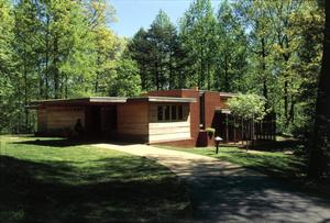 Usonian Style Pope-Leighey House