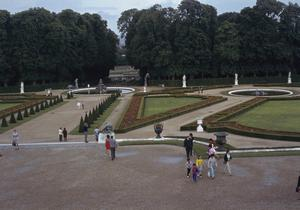 Primary view of object titled 'The Gardens at Versailles'.