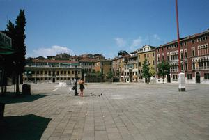 Primary view of object titled 'Campo San Polo'.