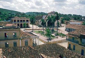 Primary view of Plaza Mayor