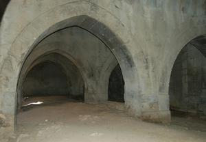 Primary view of Fortified Caravanserai on the East / West Trade Route in Cappadocia, Turkey