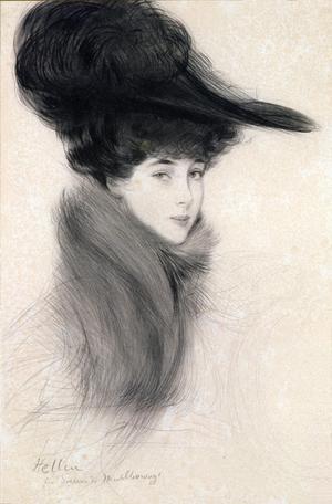 Primary view of Consuelo Vanderbilt (1877-1964) Duchess of Marlborough